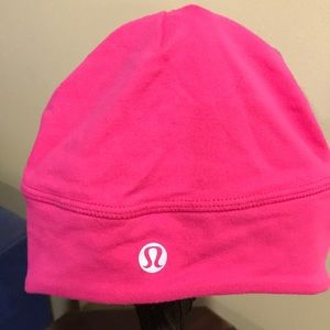 Lululemon hat Run For It